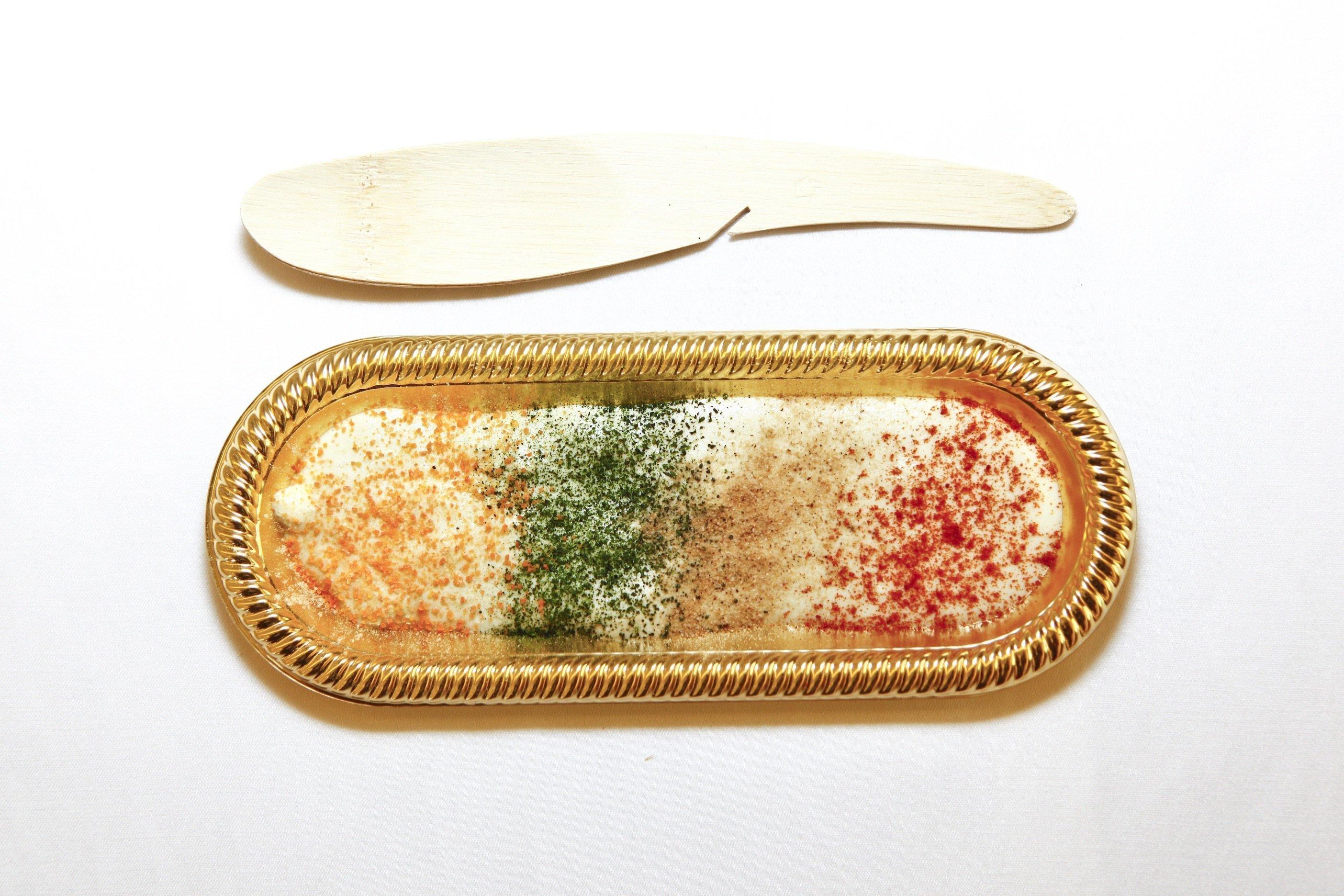 Panna cotta alla crema di soia