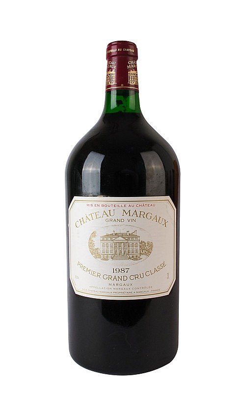 Lot 201 Chateau Margaux Jeroboam