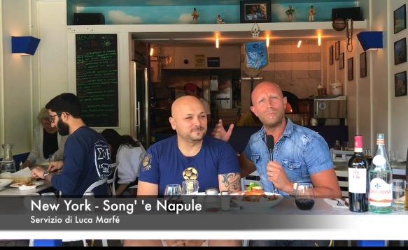 SONG' E NAPULE