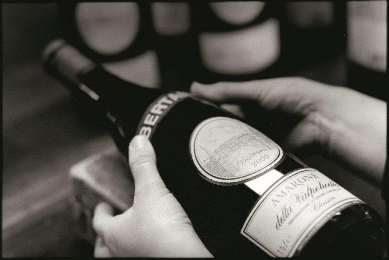 Bertani_Etichettatura Amarone