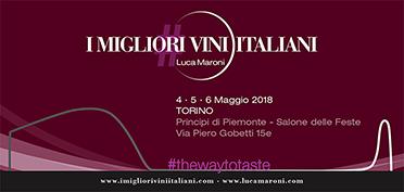 I MIGLIORI VINI ITALIANI - Torino 2018