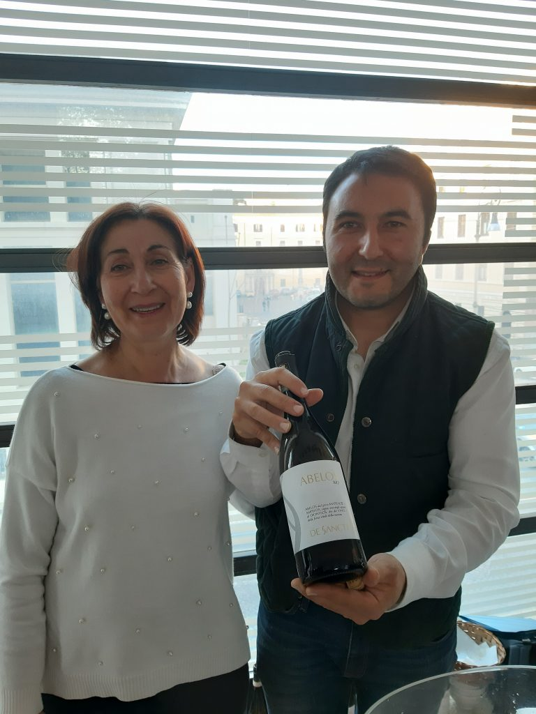 Daniela e Francesco De Sanctis