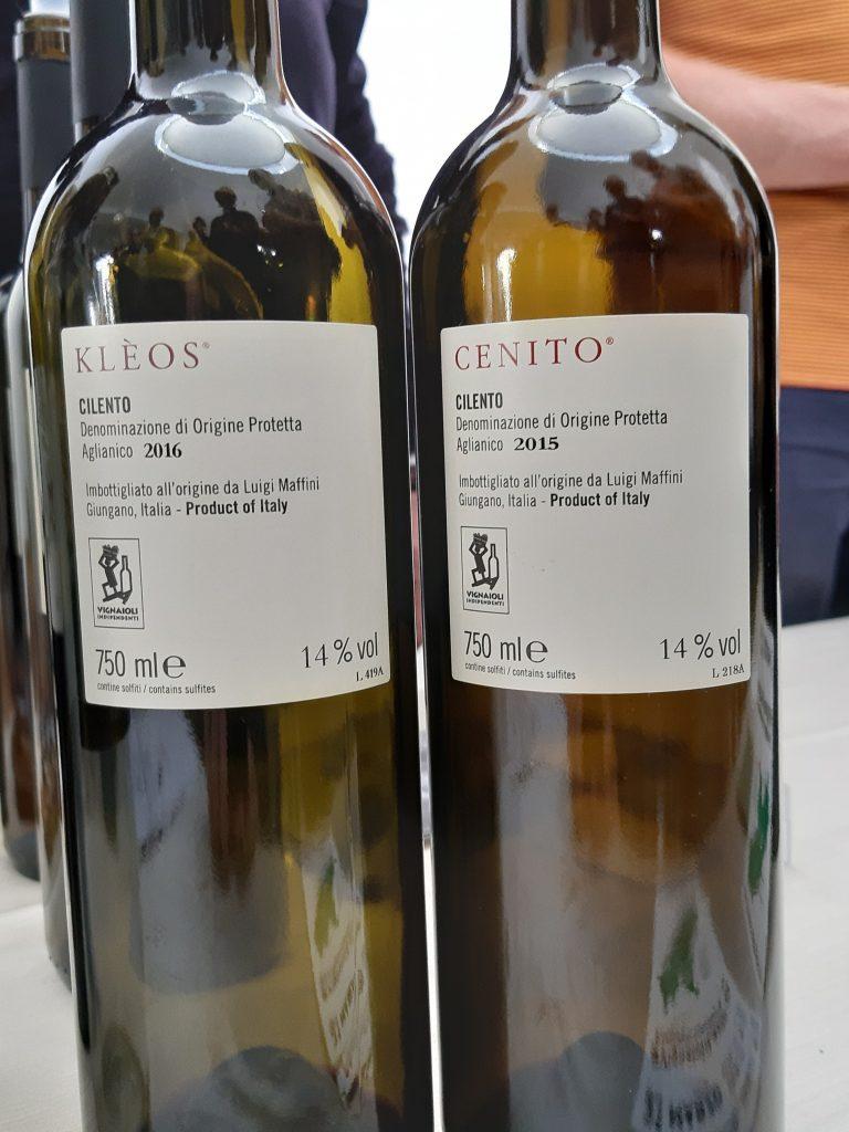 Kleos 2016 e Cenito 2015 - Luigi Maffini