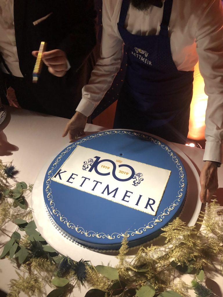 torta compleanno 100 Kettmeir