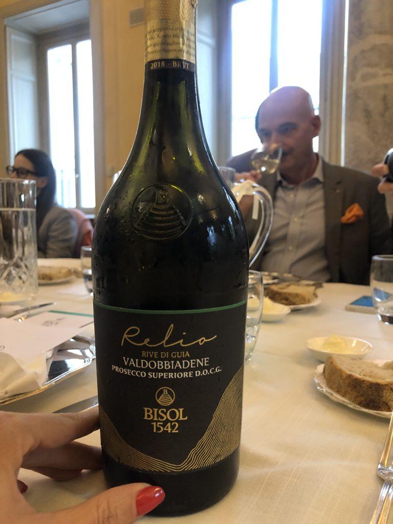 Degustazione Prosecco Bisol con Gianluca Bisol