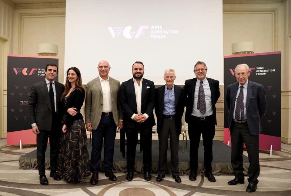 Federico Terenzi, Chiara Giannotti, Luca D'Attoma, Federico Gordini, Riccardo Illy, Luciano Ferraro, Emilio Pedron