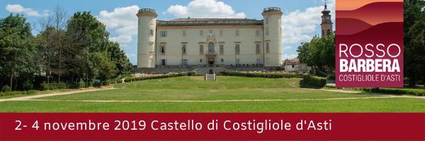 2- 4 novembre 2019 Castello di Costigliole d'Asti
