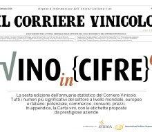 """""""Vino in Cifre"""" – Corriere Vinicolo"""