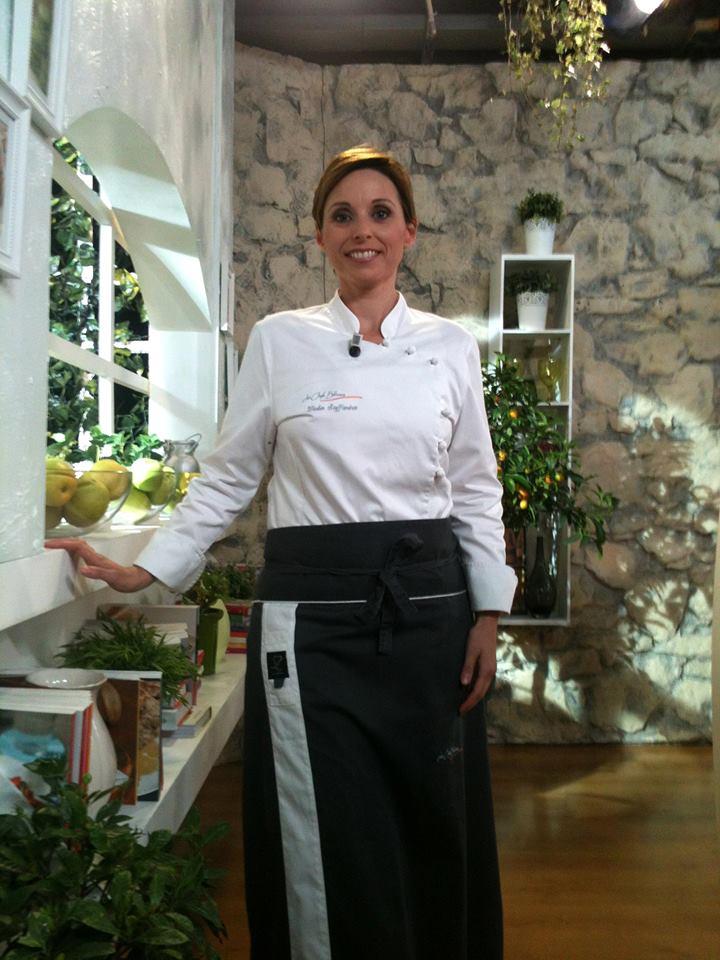 foto proprietari giulia steffanina pastry chef