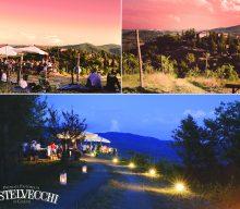 Appuntamento alla Castelvecchi Sunset Terrace per festeggiare i 300 anni del Chianti Classico