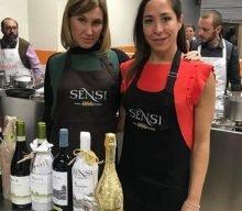 Sensi presenta i suoi vini al Coquis, l'Ateneo della Cucina Italiana