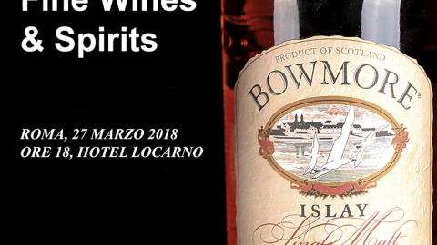 "Ansuini ""Fine Wines & Spirits Auction"" il 27 Marzo all'Hotel Locarno"