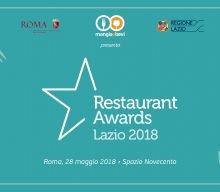 Restaurant Awards Lazio 2018 – I Migliori 100 ristoranti di Roma e Lazio