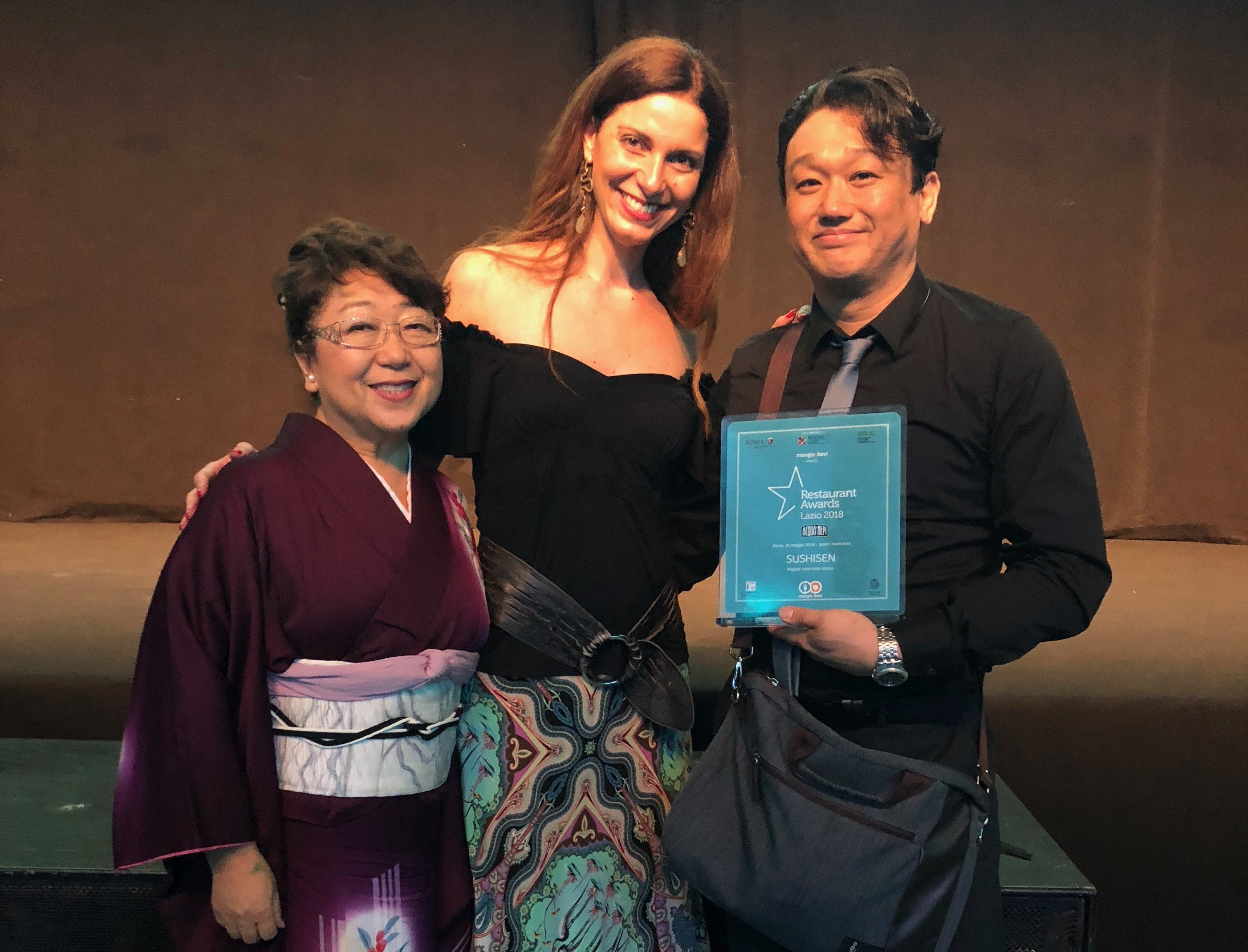 Il vincitore Sushisen