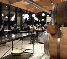 La Stazione Mole, il ristorante immerso nei vigneti alle porte di Roma.