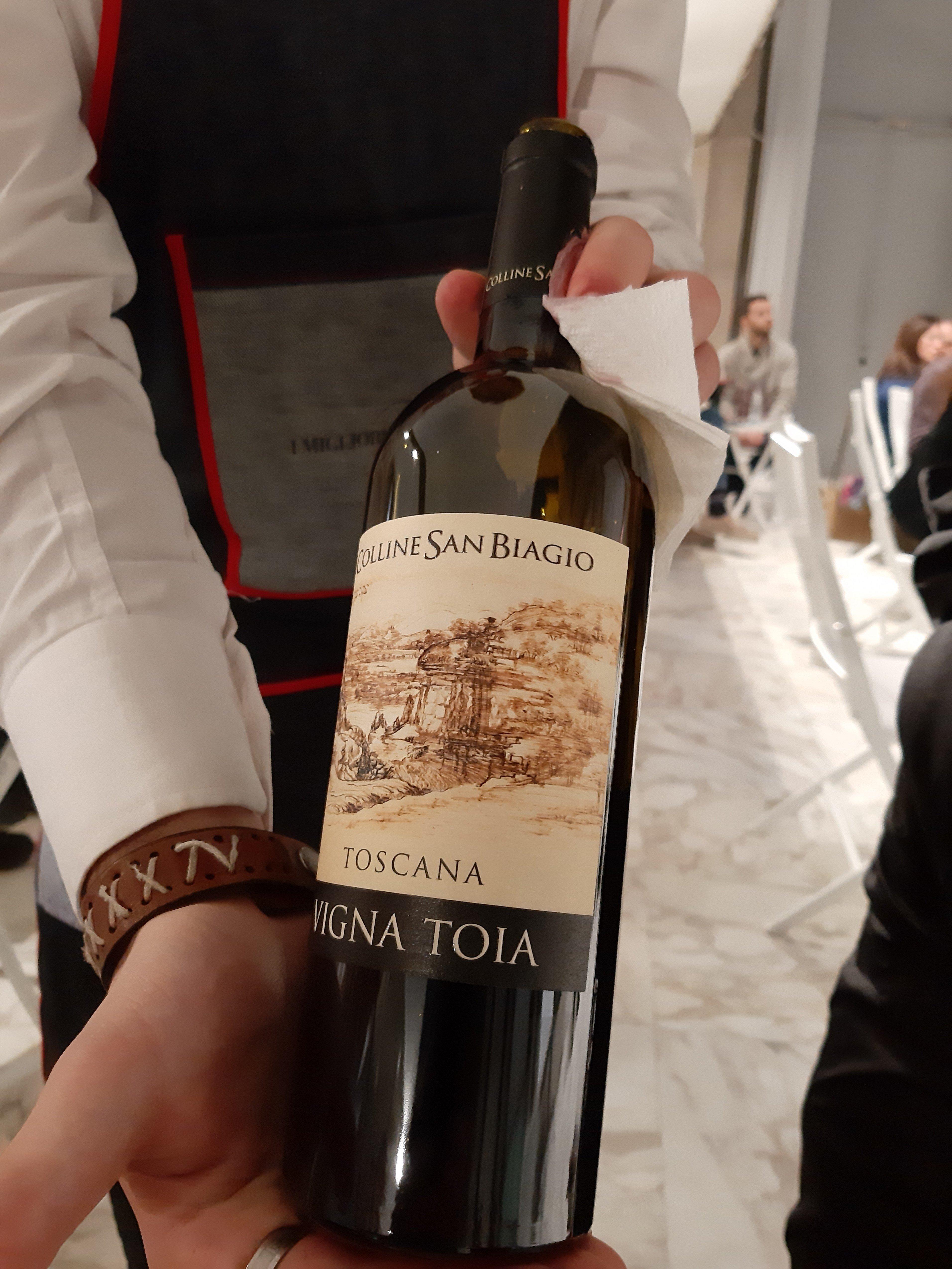 Colline San Biagio Vigna Toia 2017