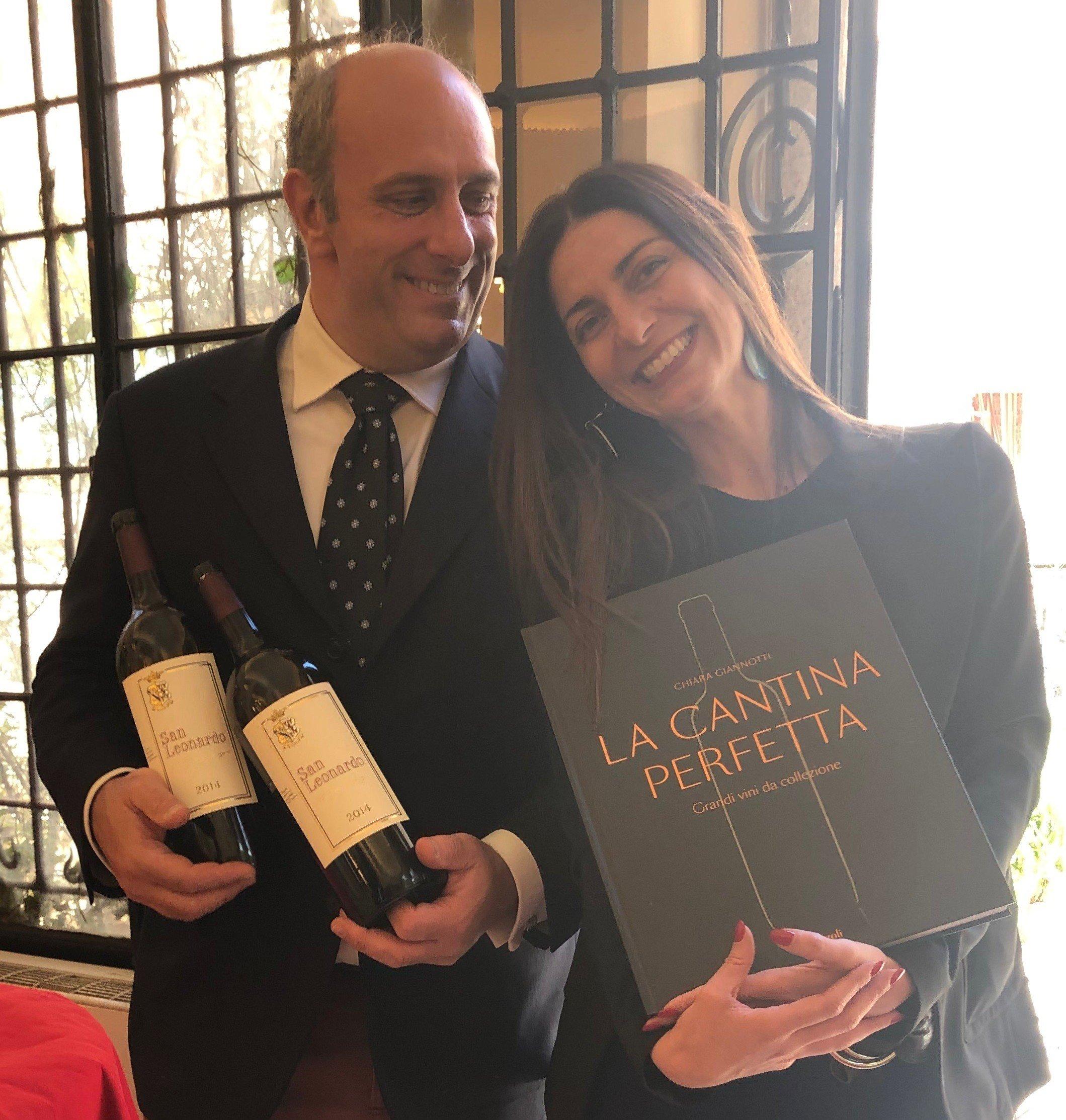 Chiara Giannotti e Andrea Ansuini
