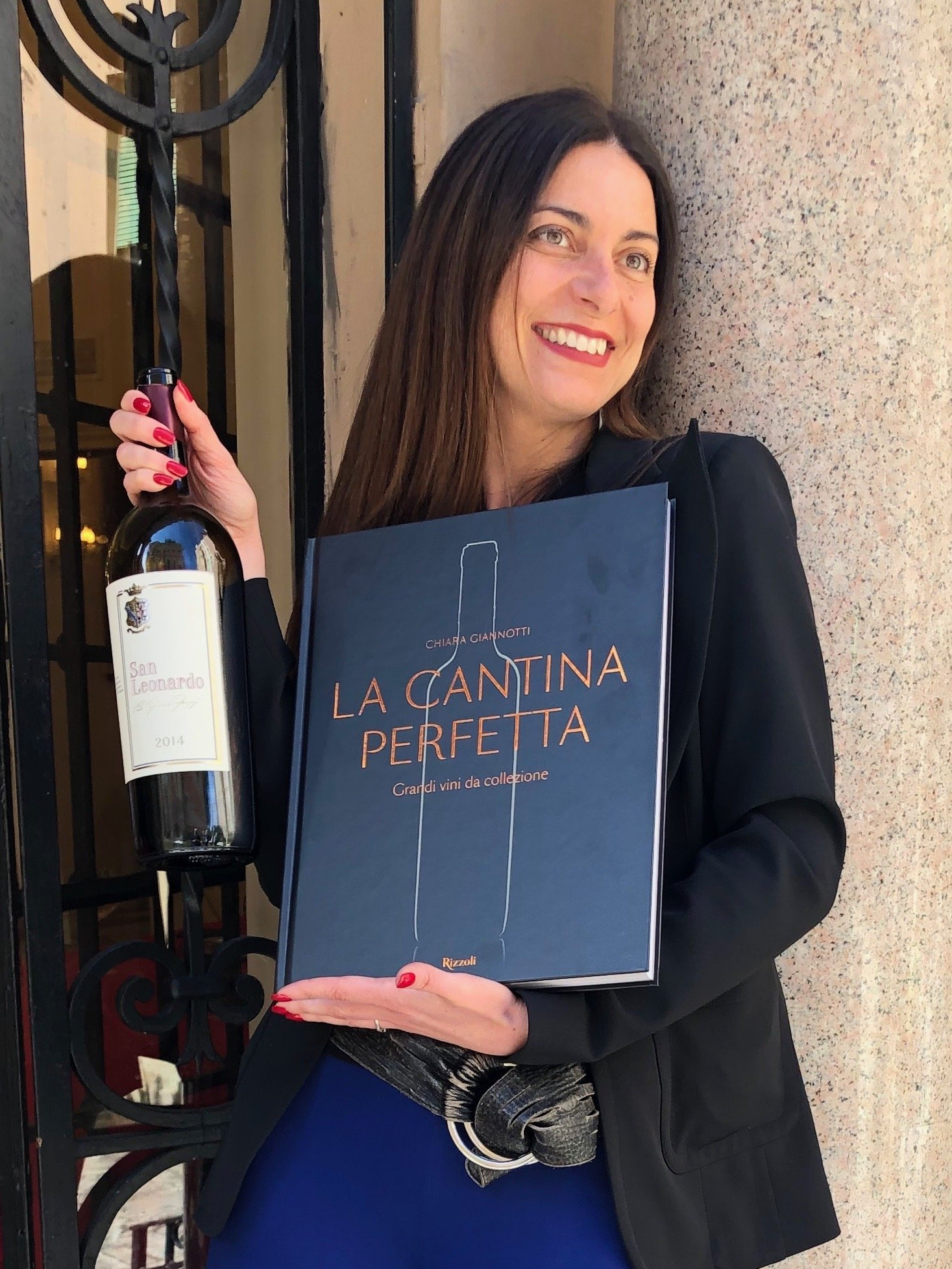 Chiara Giannotti, Il San Leonardo... e La Cantina Perfetta