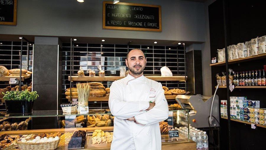 panificatore Luca Scarcella - Il forno all'angolo