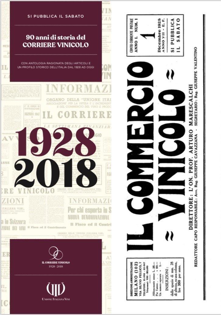C.V. 90 anni copertina