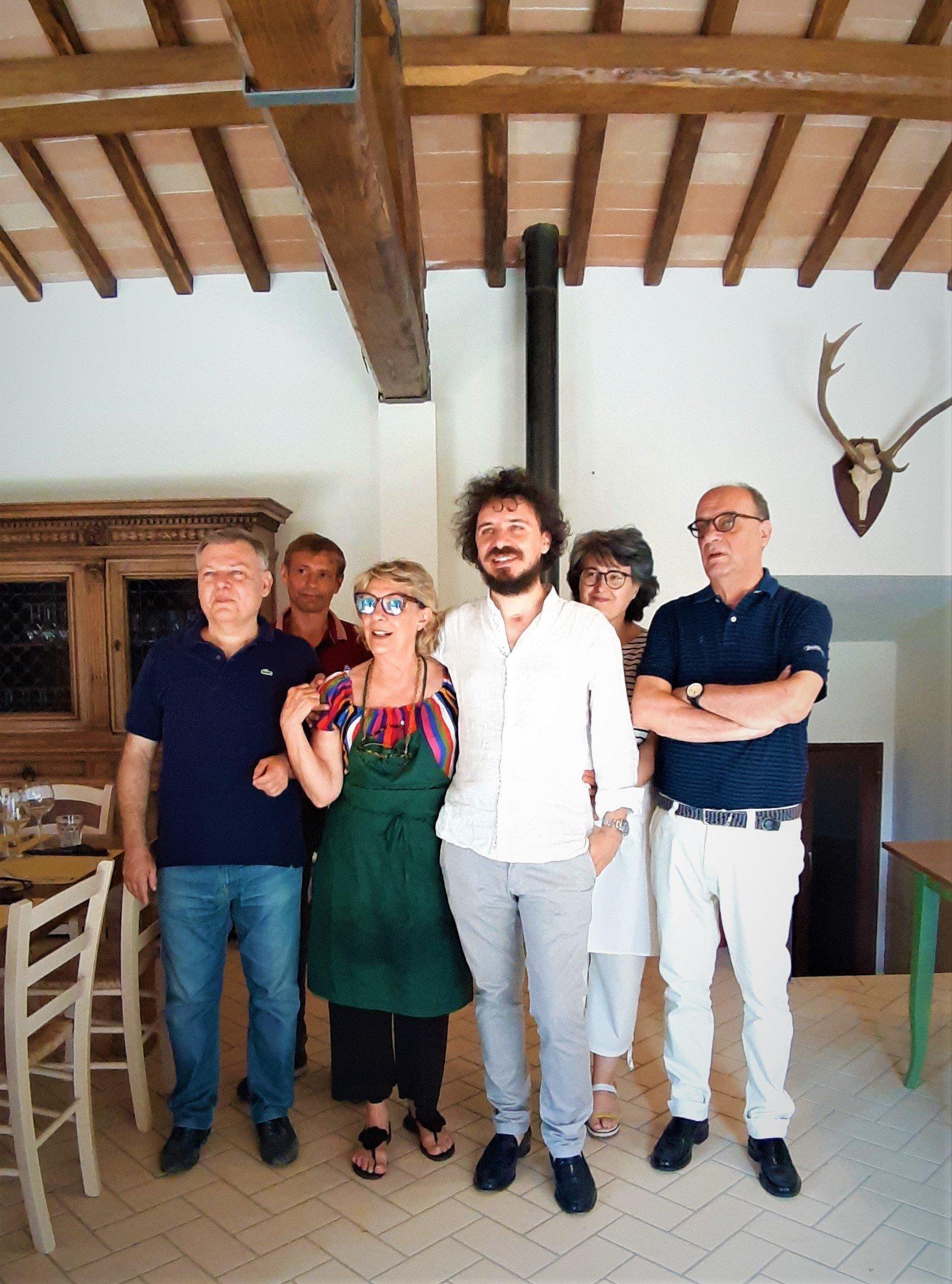 La famiglia Tedeschini