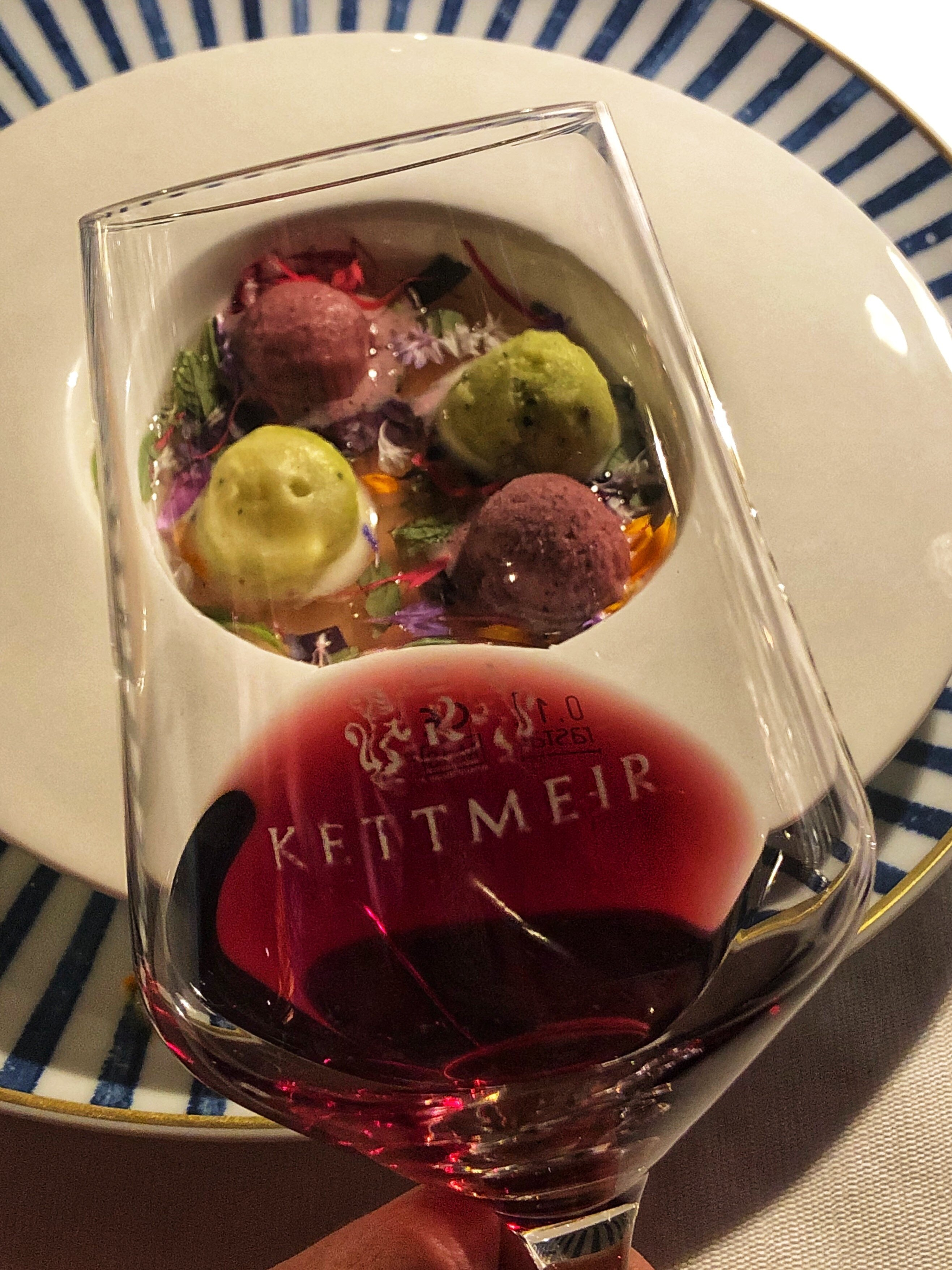 Zuppetta alle erbe aromatiche di Anna Matscher