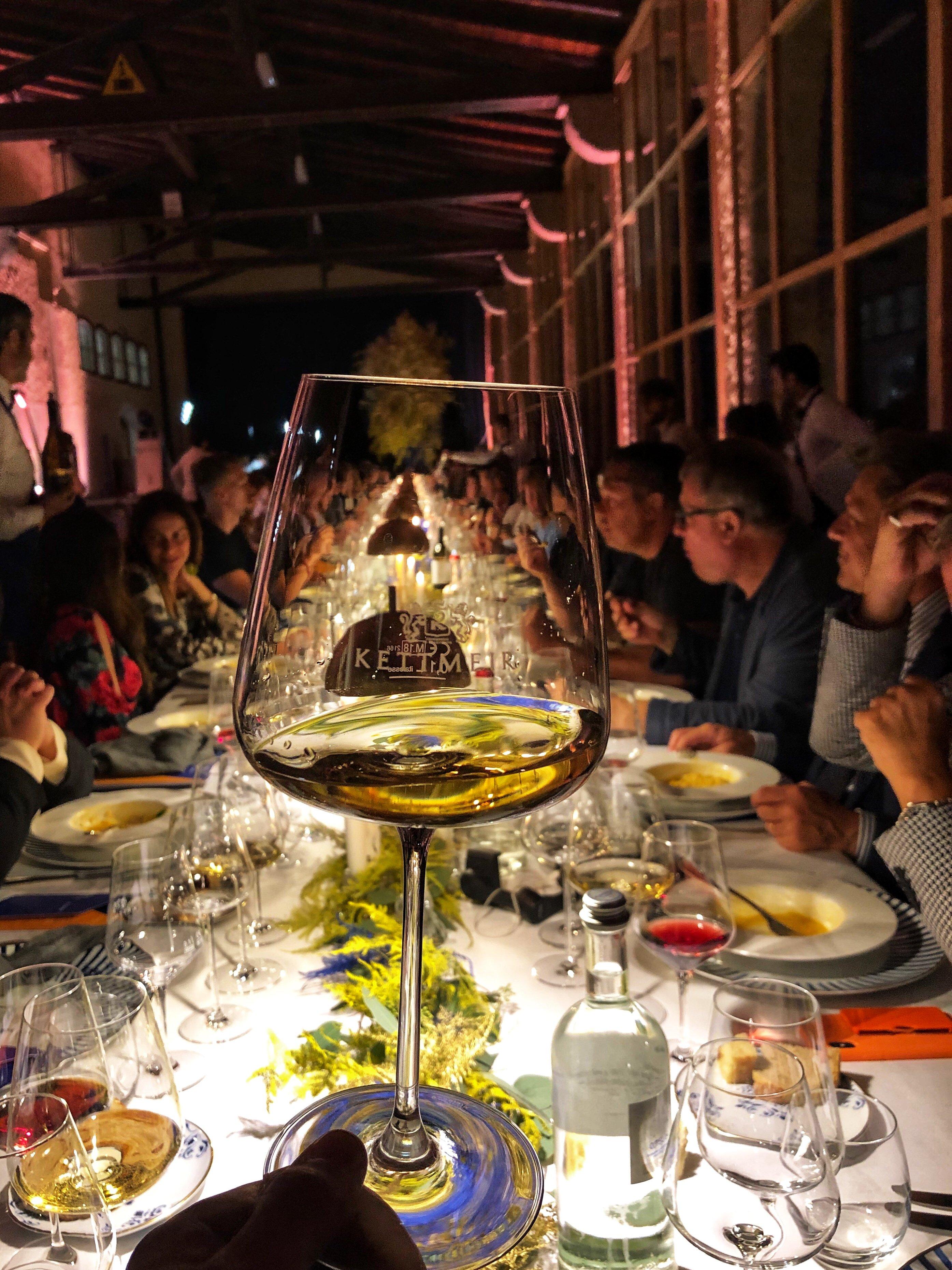 Cena degustazione 100 anni di Kettmeir