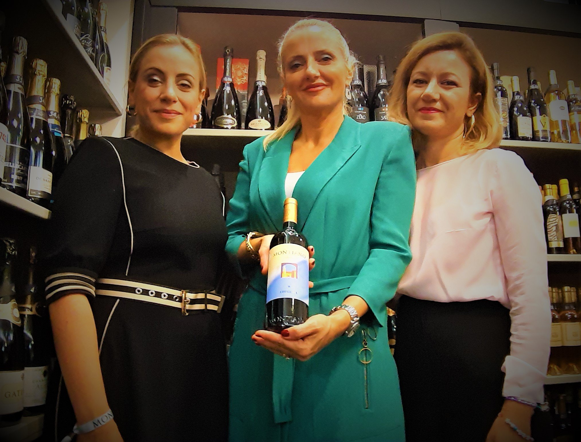 Erica, Dominga e Marta Cotarella