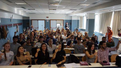 Professione Enogastronomo, la Fisar Roma e Castelli Romani in cattedra al corso di Laurea dell'Università Roma Tre