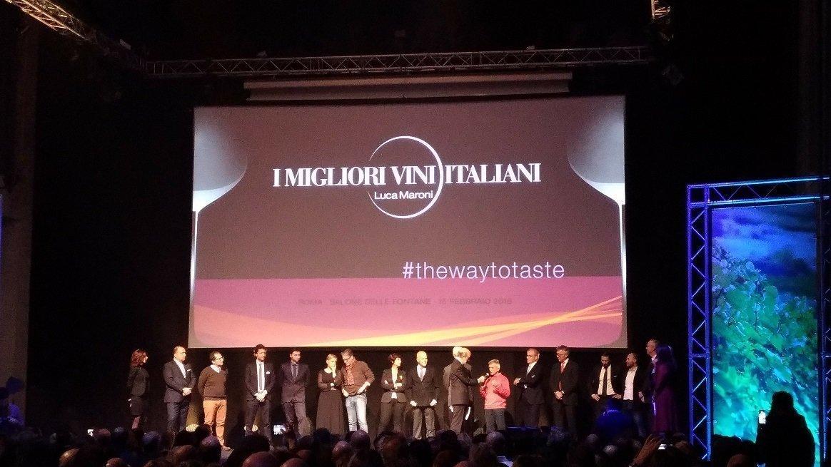 Luca Maroni - I Migliori Vini Italiani