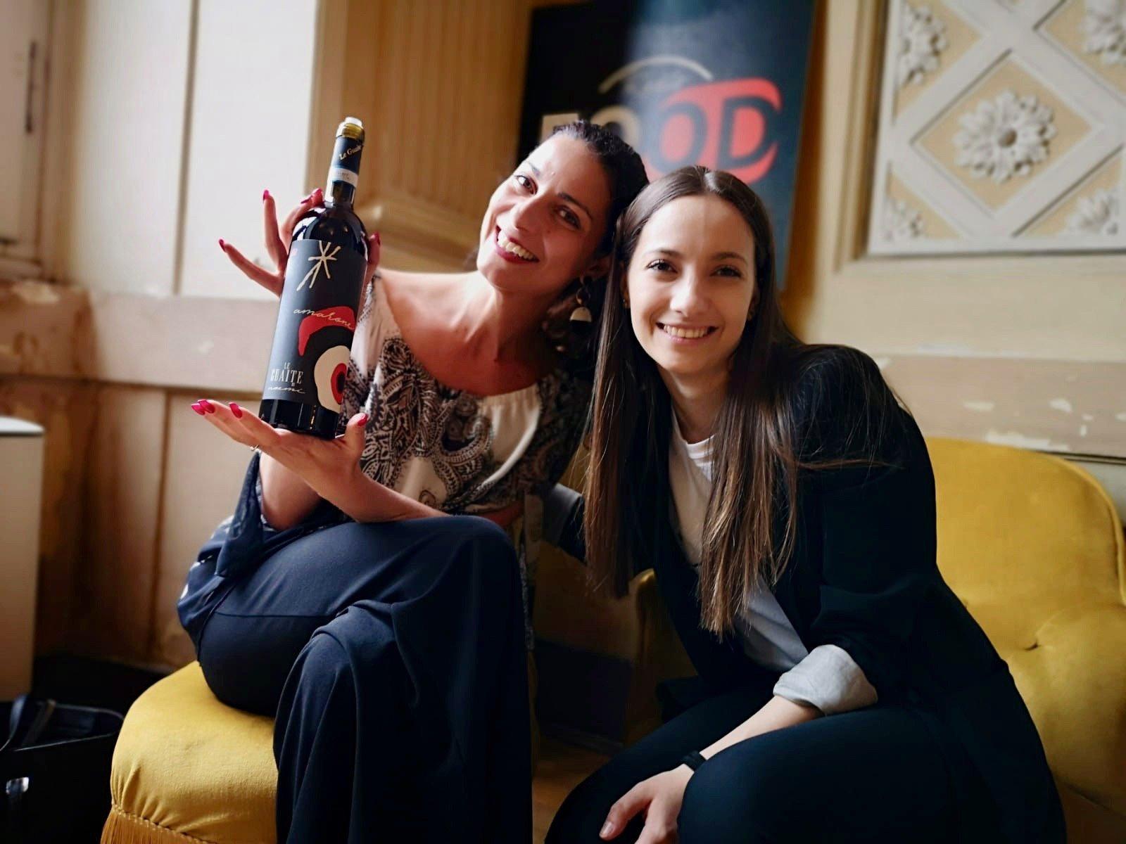 con Noemi Pizzighella - Le Guaite di Noemi