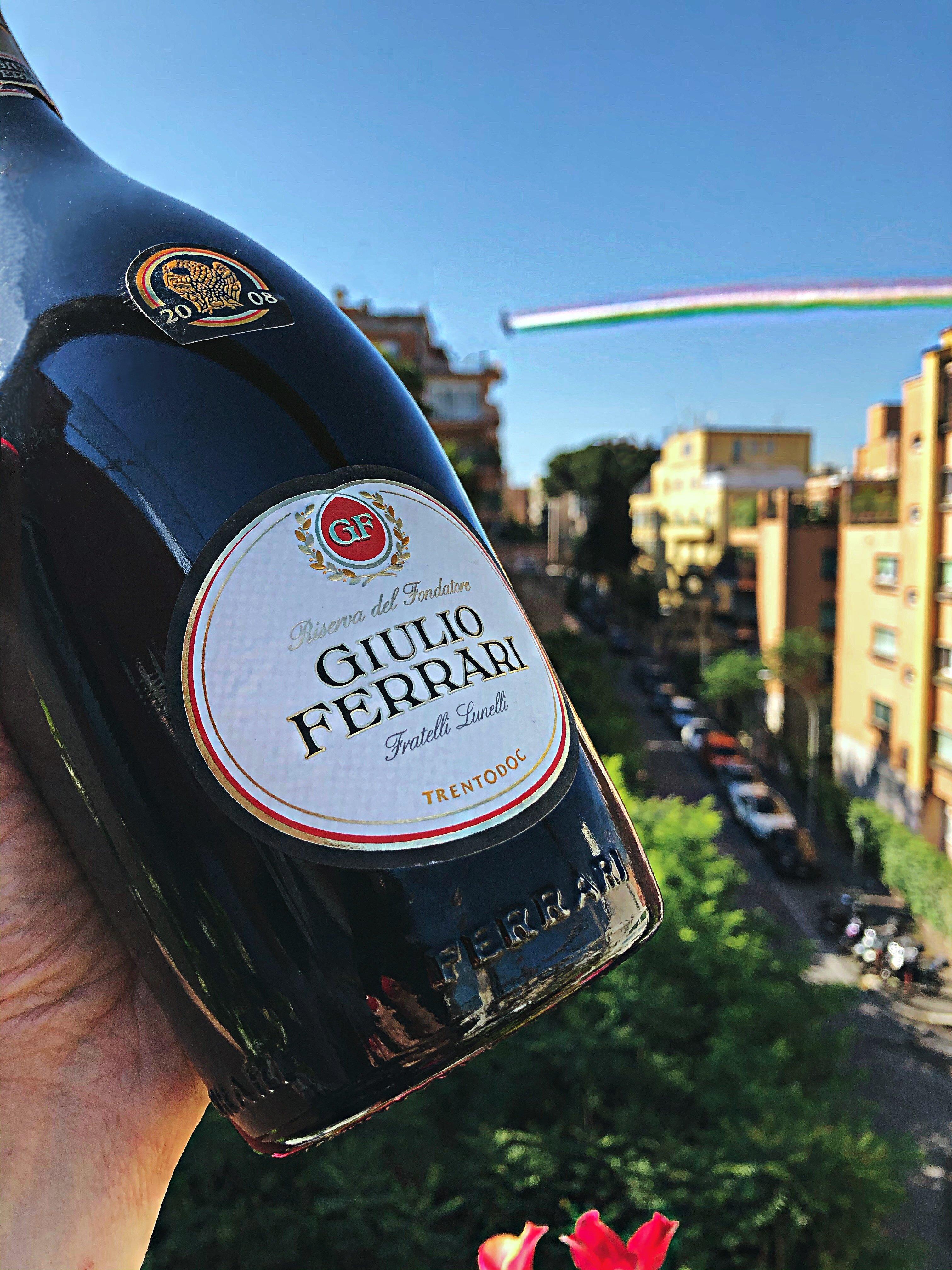 Giulio Ferrari l'Orgoglio Italiano