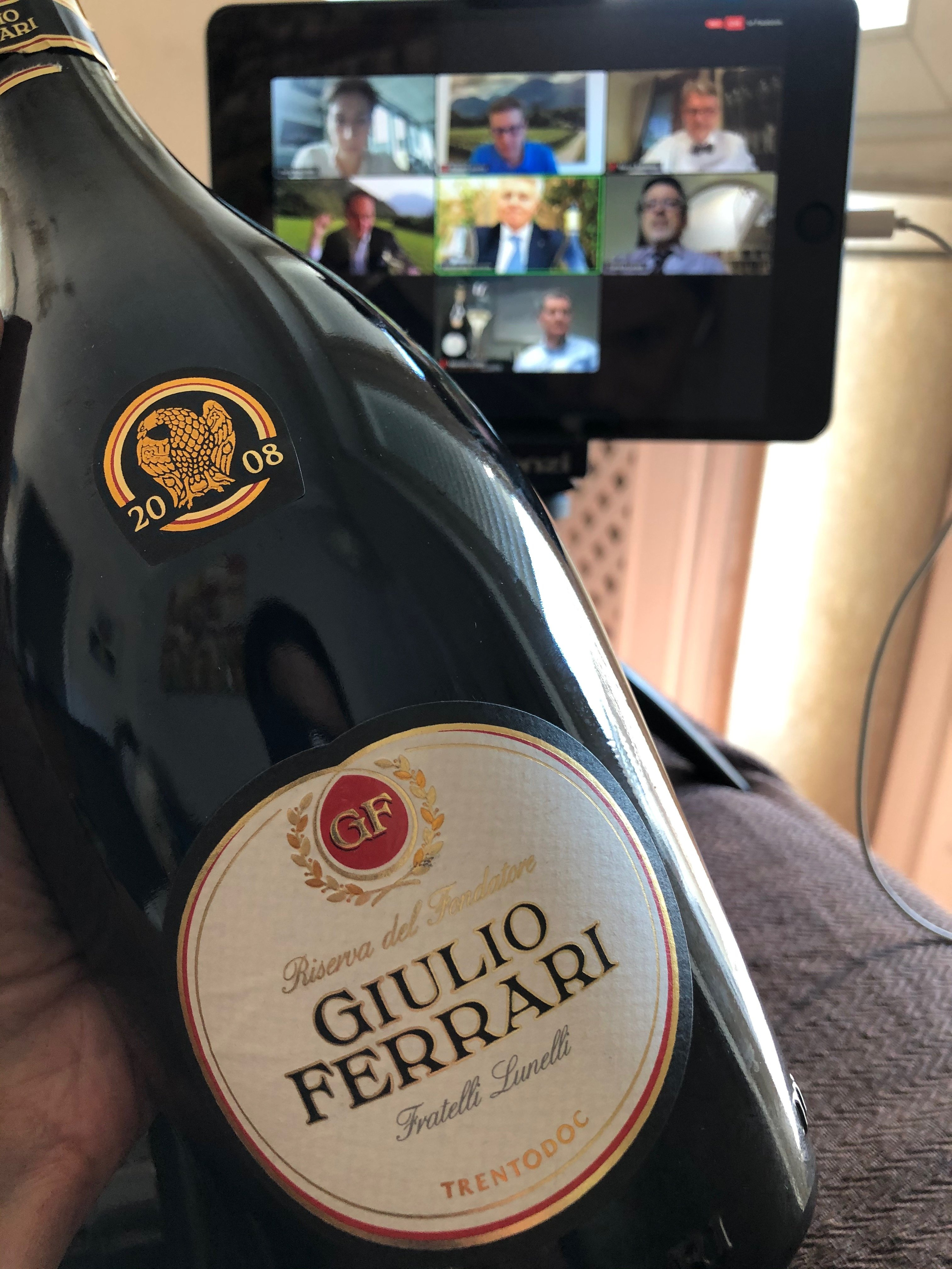 Webinar Presentazione Giulio Ferrari