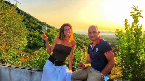 Cantina Olivella e i vitigni del complesso vesuviano