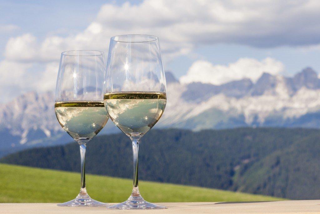 Vini Bianchi dell'Alto Adige @florianandergassen