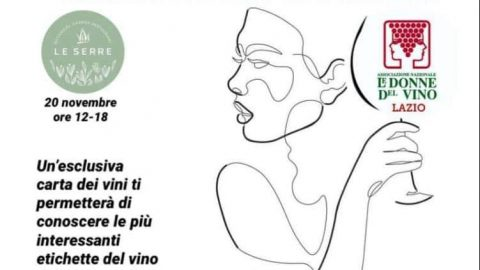 A pranzo con le Donne del Vino del Lazio al Bistrot Le Serre by Vivi